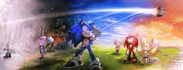 Sonic the Hedgehog - Sega