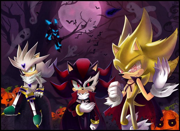 Characters Images Silver Pigstruction: Sonic The Hedgehog Image #407034