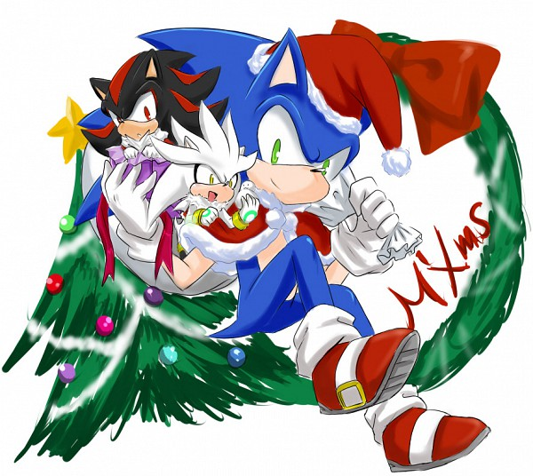 Tags: Anime, Garugirosonicshadow, Sonic the Hedgehog, Silver the Hedgehog, Shadow the Hedgehog, Sonic the Hedgehog (Character), Fanart, Fanart From DeviantART, deviantART