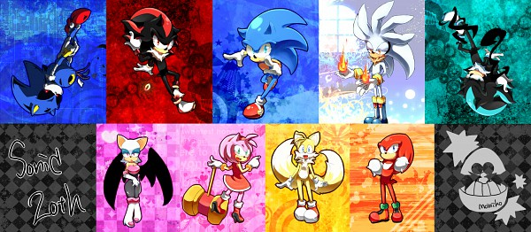 Characters Images Silver Pigstruction: Sonic The Hedgehog Image #678814