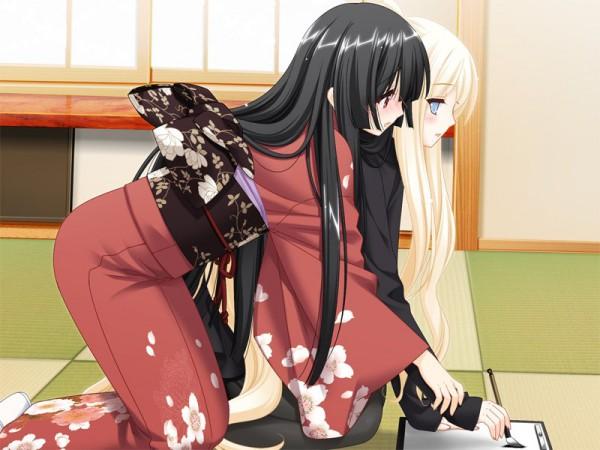 Sono Hanabira ni Kuchizuke o: Tenshi no Hanabira Zome - Fuguriya