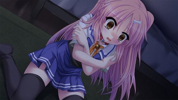 Tags: Anime, Ikura Nagisa, Mana (Studio), Mashiro Summer, Sonobe Kaho, CG Art, Wallpaper