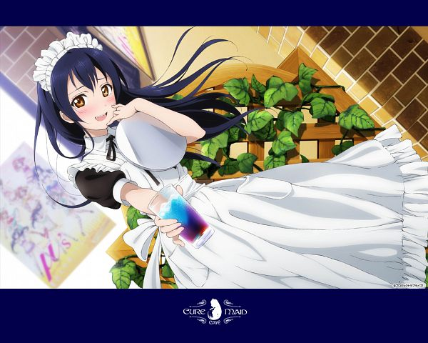 Tags: Anime, Murota Yuuhei, Love Live!, Sonoda Umi, Official Art, Umi Sonoda