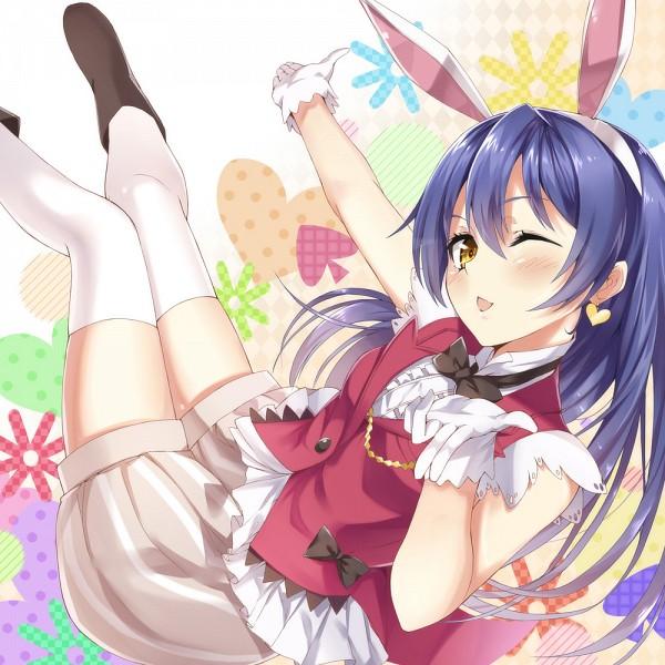 Tags: Anime, Heirou, Love Live!, Sonoda Umi, Puffy Shorts, Korekara no Someday, Pixiv, Fanart From Pixiv, Fanart