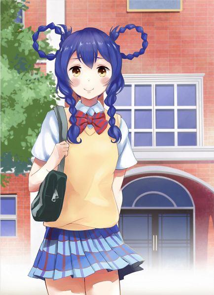 Tags: Anime, Pixiv Id 5992853, Love Live!, Sonoda Umi, Angelic Angel, Umi Sonoda