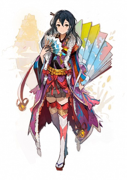 Tags: Anime, Alchemaniac, Love Live!, Sonoda Umi, Mobile Wallpaper, Pixiv, Fanart, Fanart From Pixiv