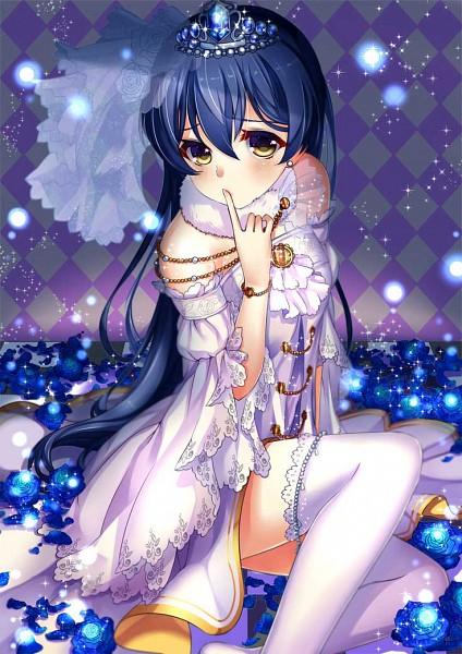 Tags: Anime, Abondz, Love Live!, Sonoda Umi, Finger In Mouth, Pixiv, Fanart From Pixiv, Fanart, Umi Sonoda
