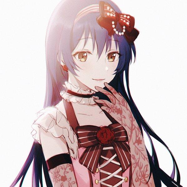 Tags: Anime, Pixiv Id 4850091, Love Live!, Sonoda Umi, Puffy Shorts, Pixiv, Fanart, Fanart From Pixiv