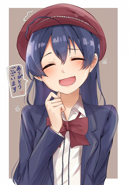 Tags: Anime, Pixiv Id 20325978, Love Live!, Sonoda Umi, Pixiv, Fanart From Pixiv, Fanart, Translation Request