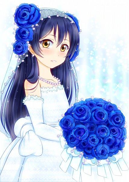 Tags: Anime, Pixiv Id 15320173, Love Live!, Mimori Suzuko (Character), Sonoda Umi, Pixiv, Fanart, Fanart From Pixiv