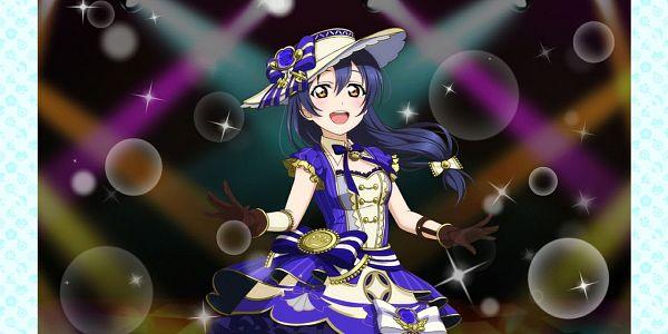 Tags: Anime, Love Live!, Love Live! School Idol Festival, Sonoda Umi, Official Art, Official Wallpaper, Wallpaper, Umi Sonoda