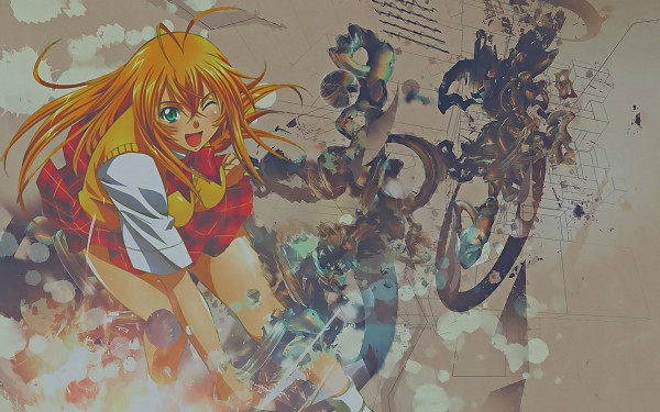 Tags: Anime, Ikkitousen, Sonsaku Hakufu, 1440x900 Wallpaper, Fanmade Wallpaper, Wallpaper