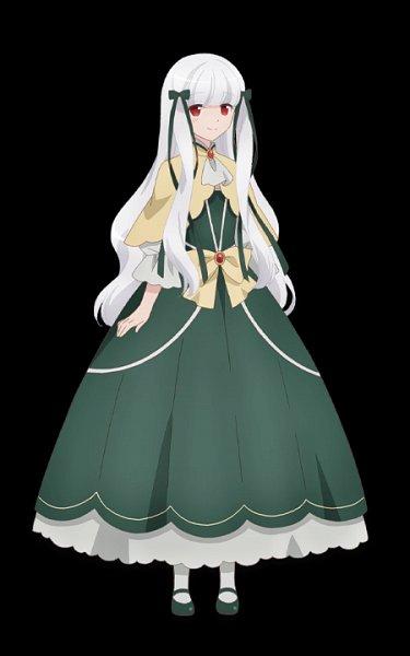 Sophia Ascart - Otome Game no Hametsu Flag Shikanai...