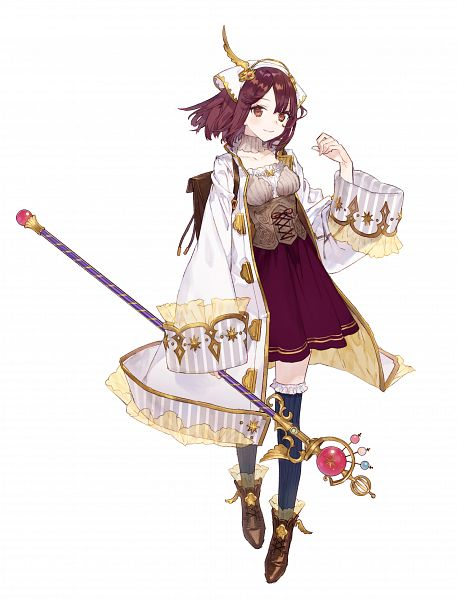 Tags: Anime, Atelier Sophie, Sophie Neuenmuller, Official Art