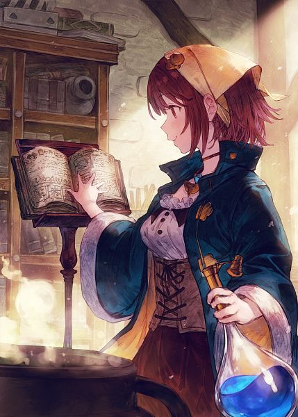 Tags: Anime, Benitama, Atelier Sophie, Sophie Neuenmuller