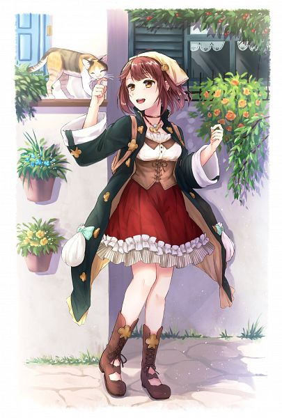 Tags: Anime, Pixiv Id 6385846, Atelier Sophie, Sophie Neuenmuller