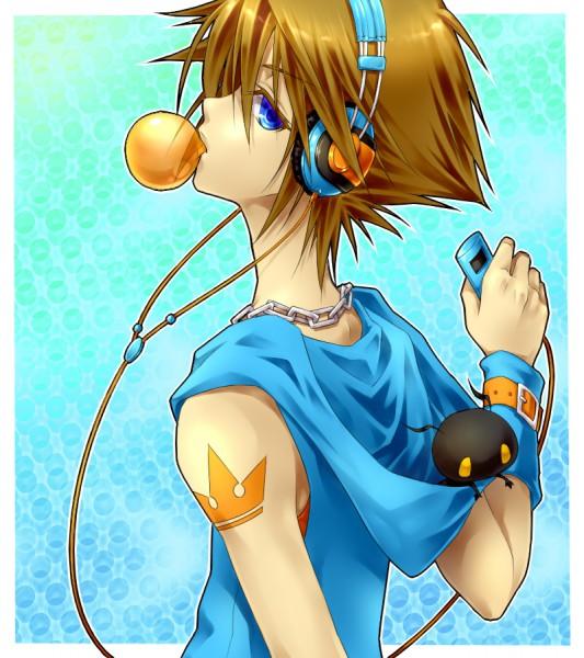 Tags: Anime, Ueno Tsuki, SQUARE ENIX, Kingdom Hearts, Sora (Kingdom Hearts), Heartless