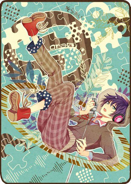 Tags: Anime, Secret-korea, Soraru, Pixiv, Mobile Wallpaper, Nico Nico Singer