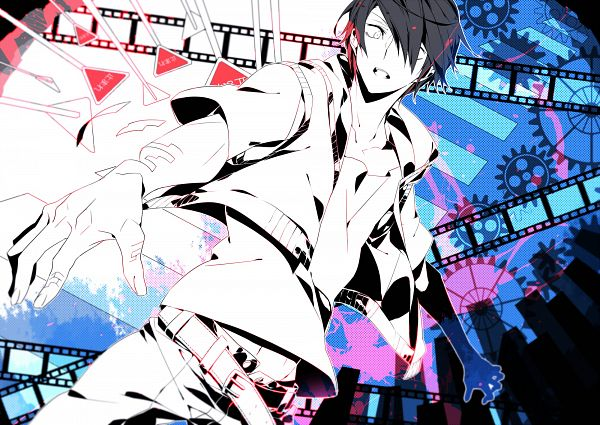 Tags: Anime, Pixiv Id 2292595, Soraru, Amamiya Hibiya (Cosplay), Kagerou Project (Parody), Nico Nico Singer, Pixiv
