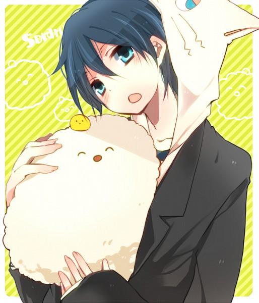 Tags: Anime, Monchi, Soraru, Pixiv, Nico Nico Singer