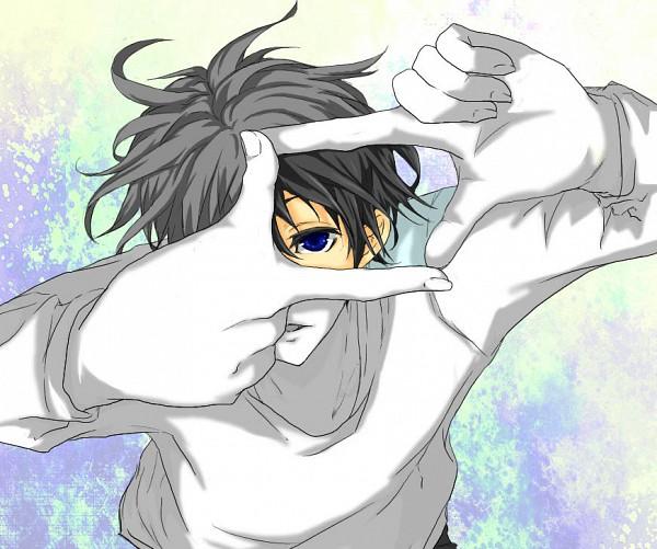 Tags: Anime, akinashi., Soraru, Photo Shot Gesture, Nico Nico Singer