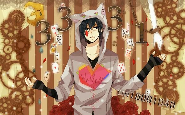 Tags: Anime, Pixiv Id 779914, Soraru, Nico Nico Singer, Pixiv, 3331 (Song), Fanart