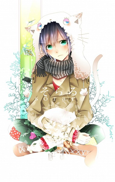 Tags: Anime, Pixiv Id 394816, Soraru, Nico Nico Singer, Pixiv, Mobile Wallpaper, Fanart