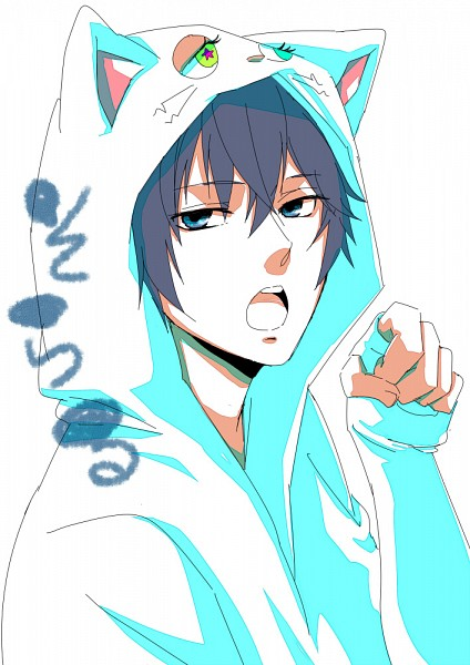 Tags: Anime, Pixiv Id 2392364, Soraru, Cat Costume, Pixiv, Fanart, Nico Nico Douga, Mobile Wallpaper, Nico Nico Singer