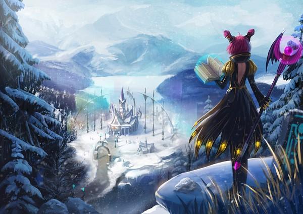 Sorceress (Dragon Nest) (Majesty) - Dragon Nest