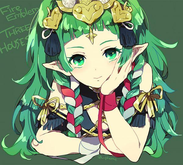 Tags: Anime, Guttary, Fire Emblem: Fuuka Setsugetsu, Sothis (Fire Emblem)