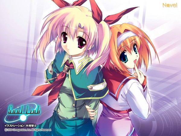 Tags: Anime, Kiba Satoshi, Navel (Studio), Soul Link, Inatsuki Nanami, Nitta Aki