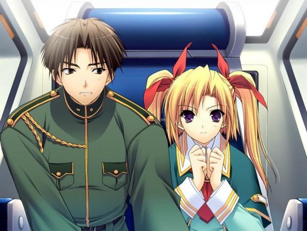 Tags: Anime, Suzuhira Hiro, Navel (Studio), Soul Link, Aizawa Shuuhei, Nitta Aki, CG Art