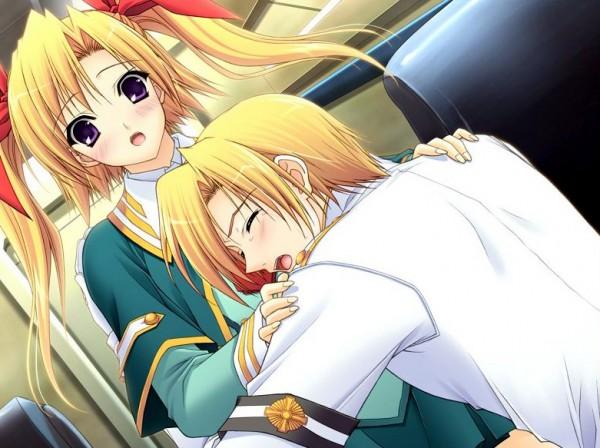 Tags: Anime, Suzuhira Hiro, Navel (Studio), Soul Link, Nitta Kazuhiko, Nitta Aki, CG Art