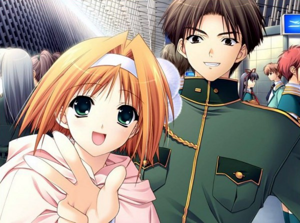 Tags: Anime, Suzuhira Hiro, Navel (Studio), Soul Link, Aizawa Ryota, Inatsuki Nanami, Nagase Sayaka, Aizawa Shuuhei