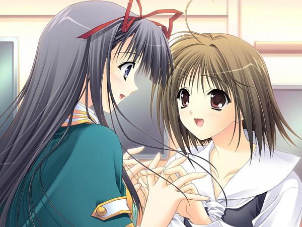 Tags: Anime, Suzuhira Hiro, Navel (Studio), Soul Link, Sugimoto Aya, Nagase Sayaka