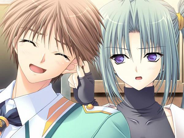 Tags: Anime, Suzuhira Hiro, Navel (Studio), Soul Link, Aizawa Ryota, Yamanami Yu