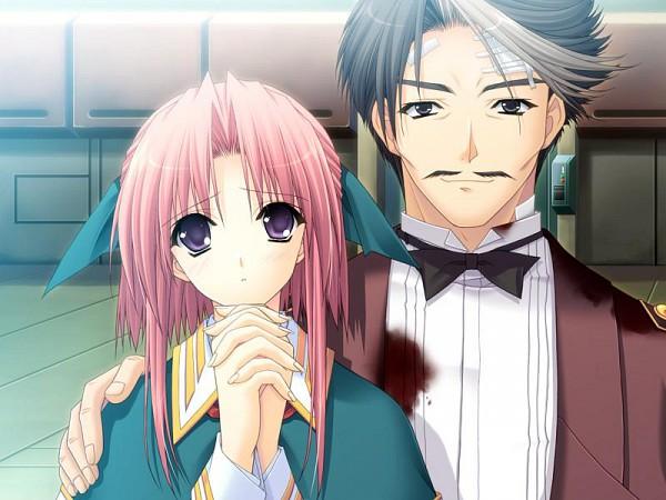 Tags: Anime, Suzuhira Hiro, Navel (Studio), Soul Link, Morimoto Shigemichi, Morisaki Nao