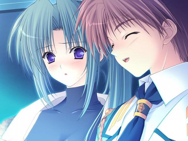 Tags: Anime, Navel (Studio), Soul Link, Aizawa Ryota, Yamanami Yu
