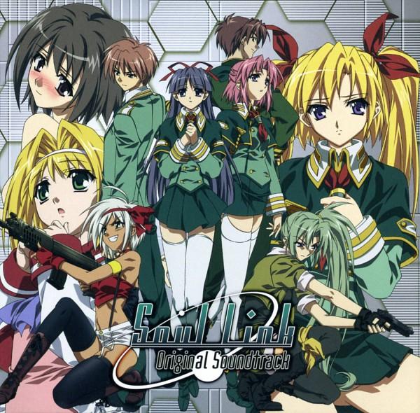 Tags: Anime, Navel (Studio), Soul Link, Aizawa Ryota, Nitta Aki, Yamanami Yu, Aizawa Shuuhei, Inatsuki Nanami, Tachibana Karen, Nagase Sayaka, Sugimoto Aya, Morisaki Nao