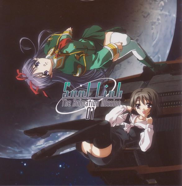 Tags: Anime, Navel (Studio), Soul Link, Sugimoto Aya, Nagase Sayaka