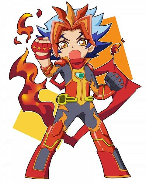 Tags: Anime, Pixiv Id 1194995, Yu-Gi-Oh! VRAINS, Yu-Gi-Oh!, Soulburner, Homura Takeru, Square, Fanart From Pixiv, Fanart, Pixiv, Wallpaper