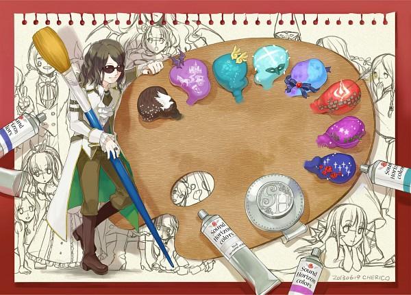 Tags: Anime, Cherico, Thanatos-ko, Elefseus, Artemisia (Sound Horizon), Revo (Sound Horizon), Shaytan (Sound Horizon), Noah (Sound Horizon), Hiver Laurant, Layla (Sound Horizon), Violette, Lost-ko, Elise (Sound Horizon)