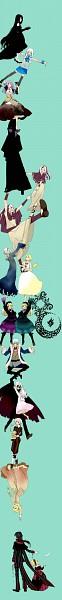Tags: Anime, Rapizuri, März von Ludowing, Elise (Sound Horizon), Chronica (Sound Horizon), Artemisia (Sound Horizon), Elefseus, Rukia (Sound Horizon), Eien no Shounen, Hiver Laurant, Märchen von Friedhof, Elice, Lost-ko