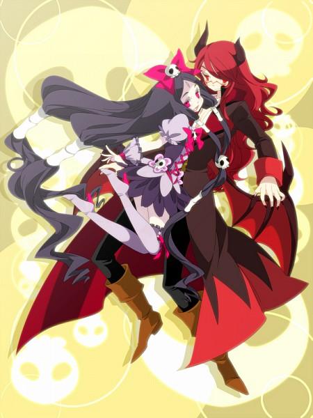 Tags: Anime, Thanatos (Sound Horizon), Shaytan (Sound Horizon), Pretty Cure Series (Cosplay), Seisen no Iberia, Sound Horizon