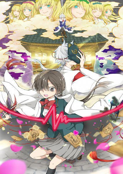 Tags: Anime, Inukai Mei, Hiver Laurant, Locria, Sakuya Himeko, Phrygia, Doria, Jinja Kankeisha, Isaka Nami, Ionia (Sound Horizon), Saruta Inuhiko, Aeolia, Amano Miyabi (Sound Horizon)
