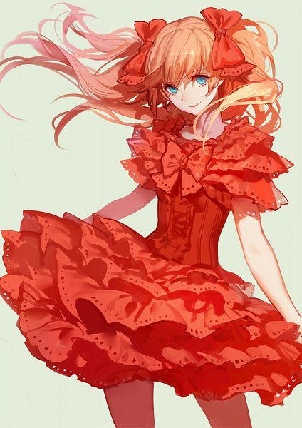 Tags: Anime, Asukaziye, Neon Genesis Evangelion, Souryuu Asuka Langley, Pixiv, Mobile Wallpaper, Fanart From Pixiv, Fanart, Asuka Langley Soryu