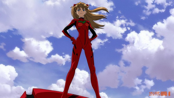 Tags: Anime, Neon Genesis Evangelion, Souryuu Asuka Langley, Screenshot, Asuka Langley Soryu