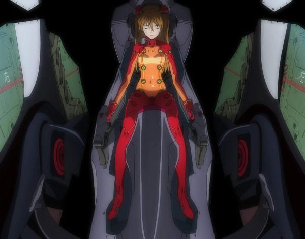 Tags: Anime, Neon Genesis Evangelion, Souryuu Asuka Langley, Screenshot, Asuka Langley Soryu