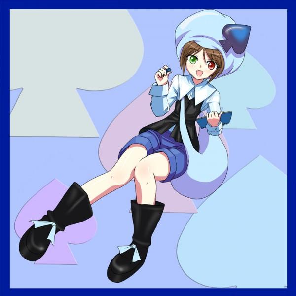 Tags: Anime, Ishikkoro, Rozen Maiden, Souseiseki, Miki (Shugo Chara!) (Cosplay)