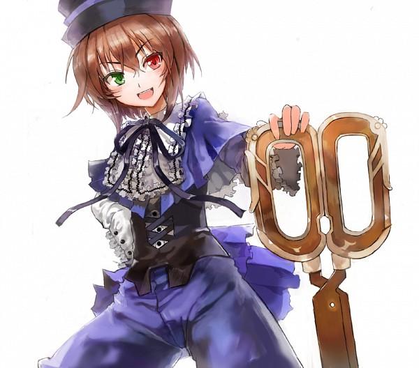 Tags: Anime, Asuka Moto, Rozen Maiden, Souseiseki, Pixiv, Fanart